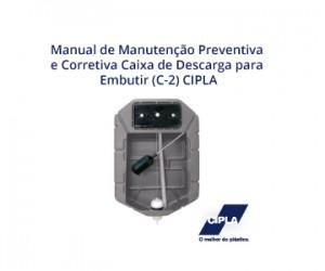 Linha Consumo: Manual de Manutenção - Caixa de Descarga para Embutir C-2